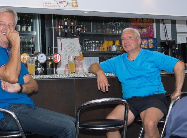 70 ans Ernest et Bob