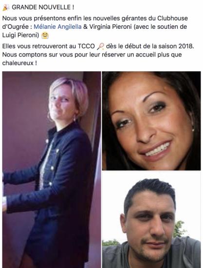 Gérance 2018