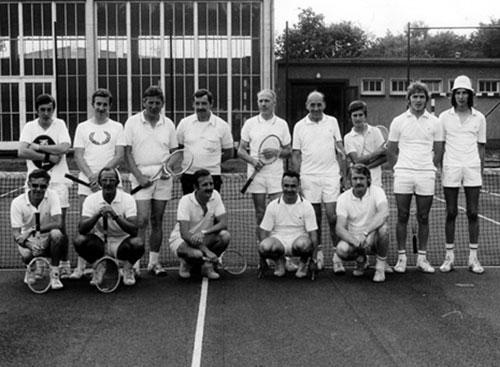 1974 - Finale contre Spich