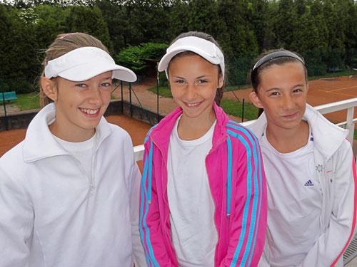 Equipe Jeune fille 12 ans